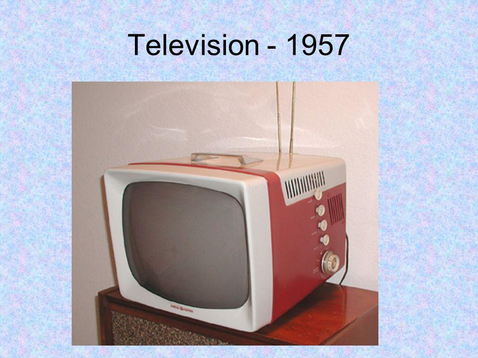 Television - 1957