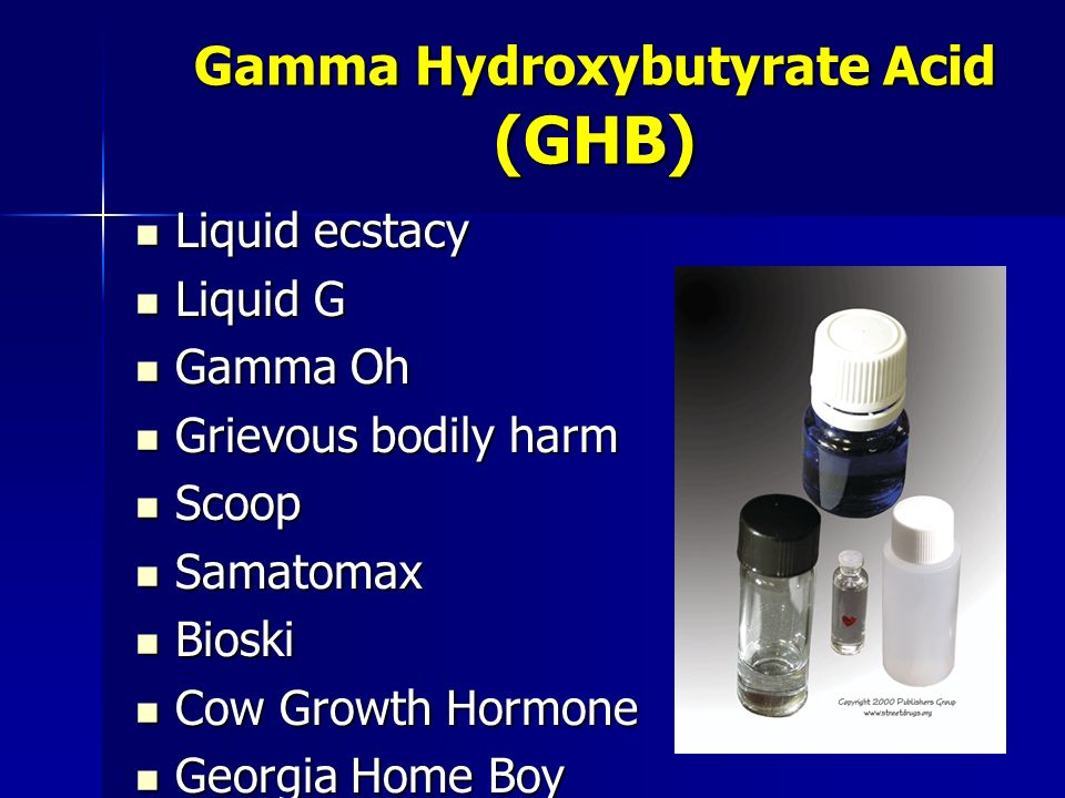 gamma hydroxybutyrate or ghb essay Ghb, gamma hydroxybutyrate, date rape papers8 2-38 ghb is likely a much more prevalent problem gamma hydroxybutyrate.