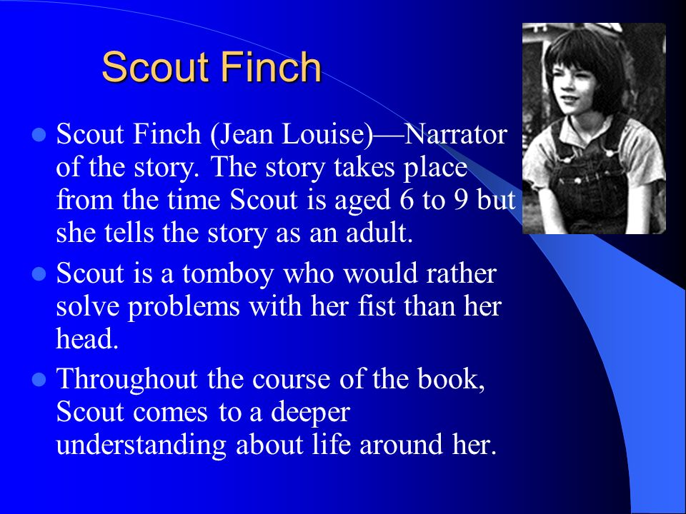 scouts relationship with adults in the story of to kill a mockingbird The main character matures as the novel, to kill a mockingbird, by harper lee, continues scout is childish and disrespectful at the beginning of the novel she.