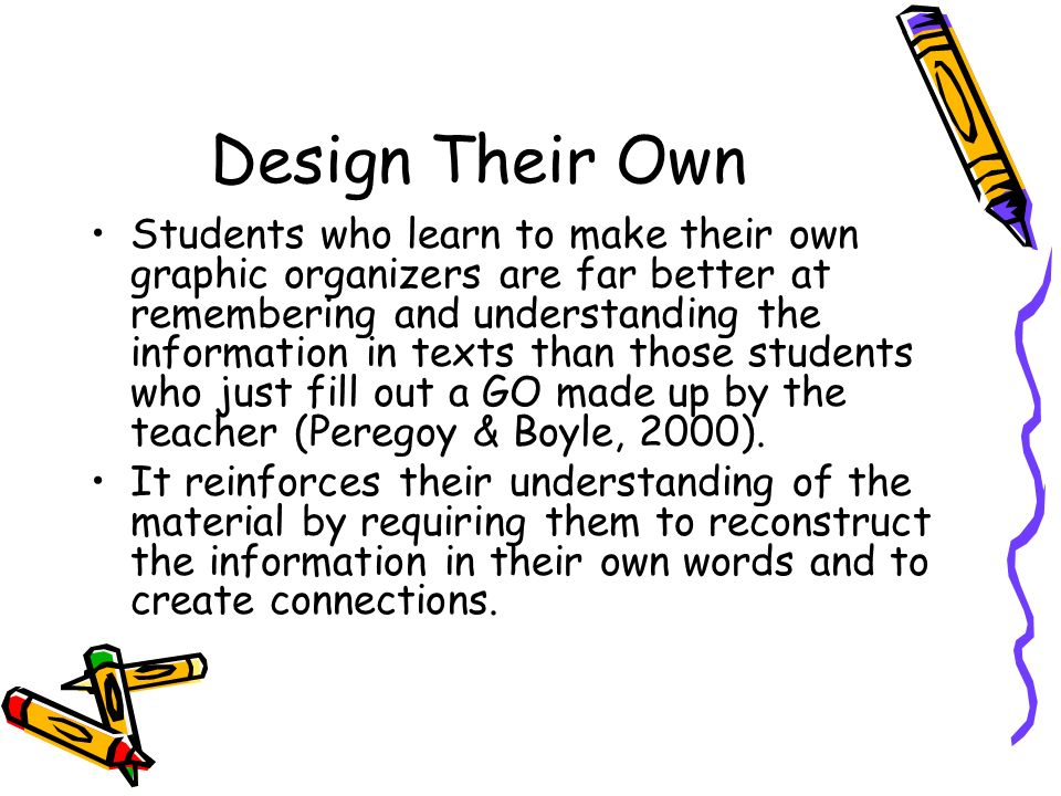 Design Their Own