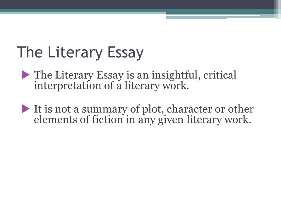 a summary of the elements of fiction Using literary elements to summarize fiction review elements of fiction and list them have students write a summary that includes the key elements of the.