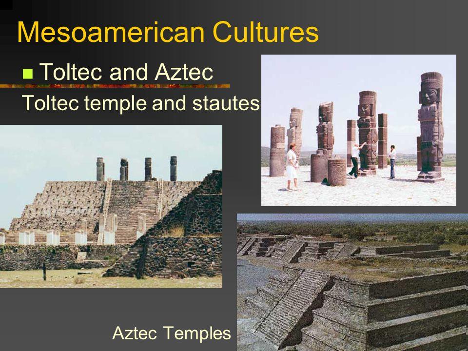 Mesoamerican Cultures