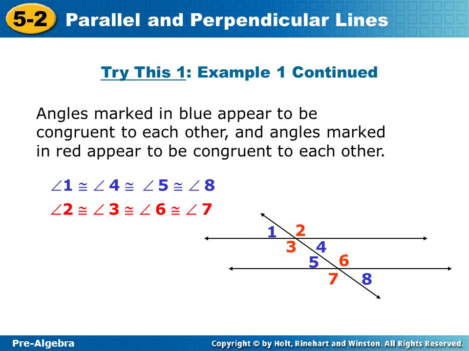 Try This 1: Example 1 Continued