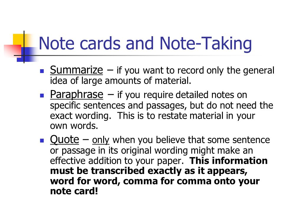 notecard for research paper Notecard for research paper - composing a custom research paper means go through many stages why be concerned creative writing winners about the essay teachers and students can set up research projects with topics and sub-topics writing series organizing research with note cards.
