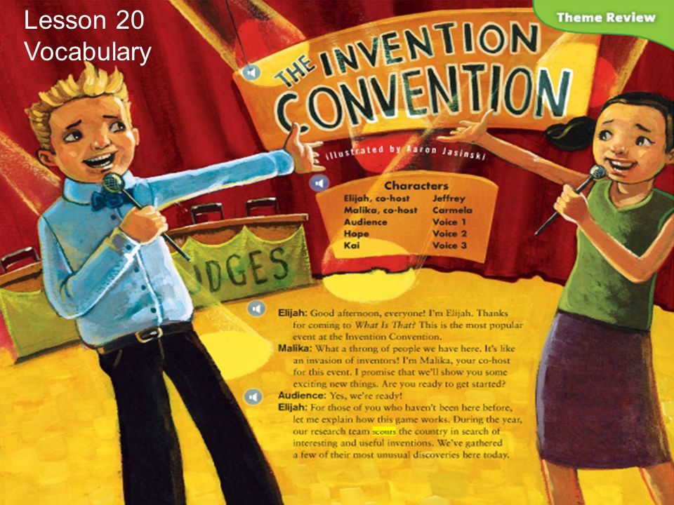 The Invention Convention