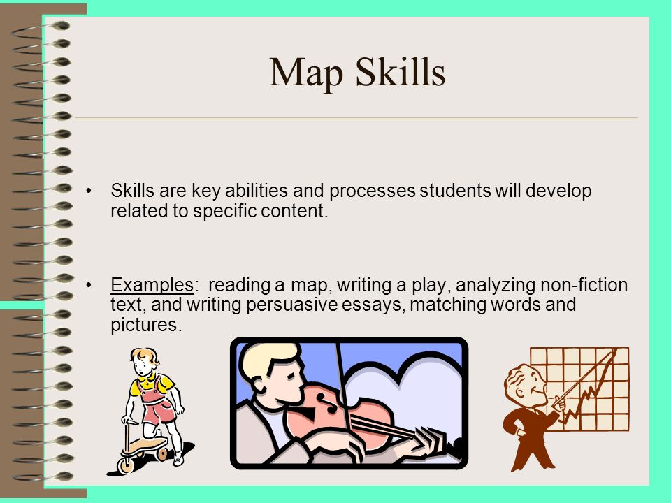 """essay on skills and abilities """"ksas,"""" an acronym for knowledge, skills, and abilities ksas as you would in submitting an essay use your knowledge, skills, and abilities."""
