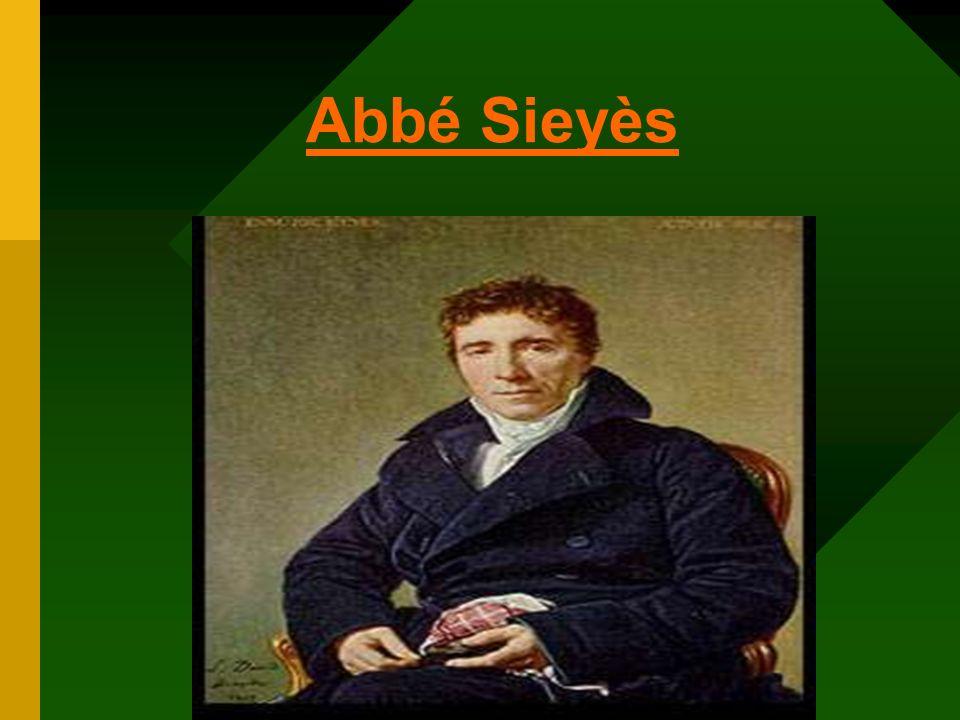 Abbé Sieyès