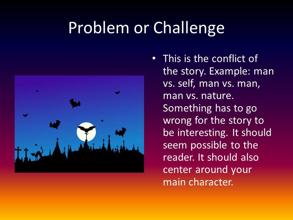 Problem or Challenge