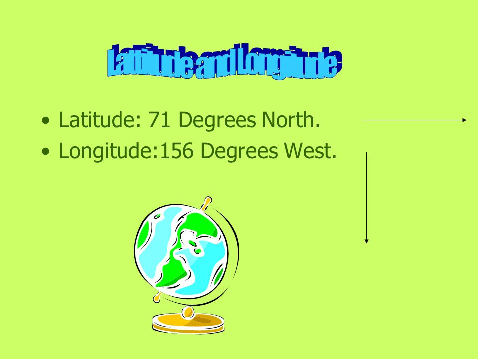 Lattitude and Longitude