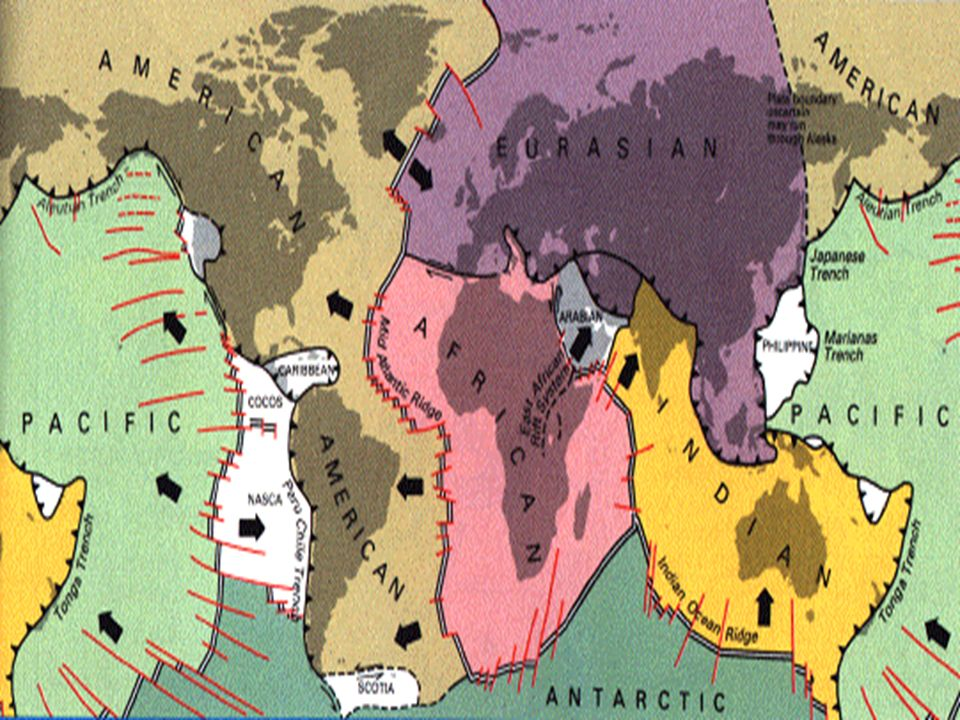 Plate Tectonics PLATE TECTONICS IS THE STUDY OF THE FORMATION AND MOVEMENT OF PLATES.