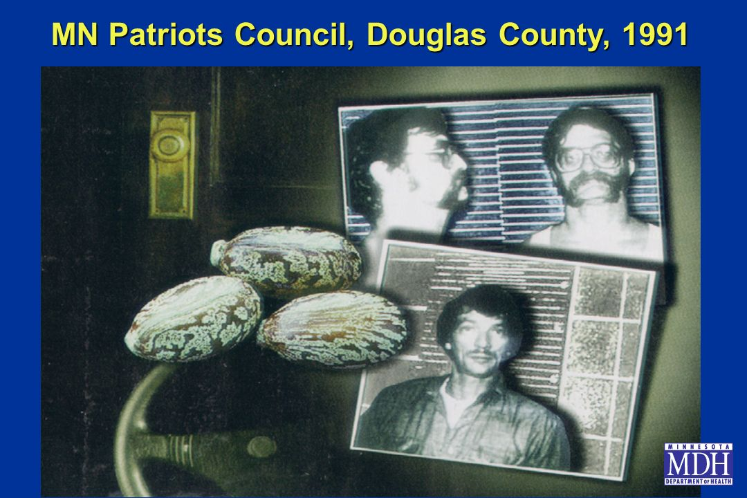 MN Patriots Council, Douglas County, 1991