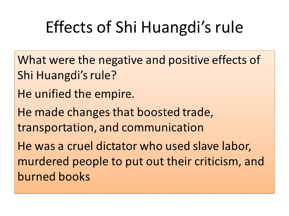 positive and negative effects of the mongol empire The mongols perceived china as just one section of their vast empire and they classified the  the mongol rulers were somewhat distrustful of the confucian.