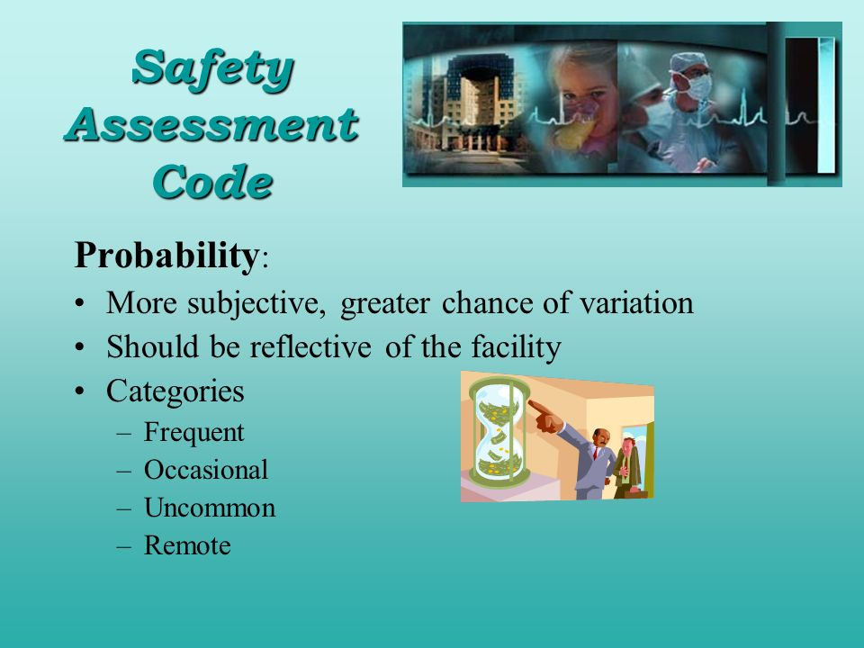 Safety Assessment Code