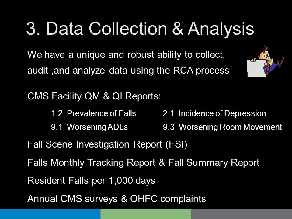 3. Data Collection & Analysis