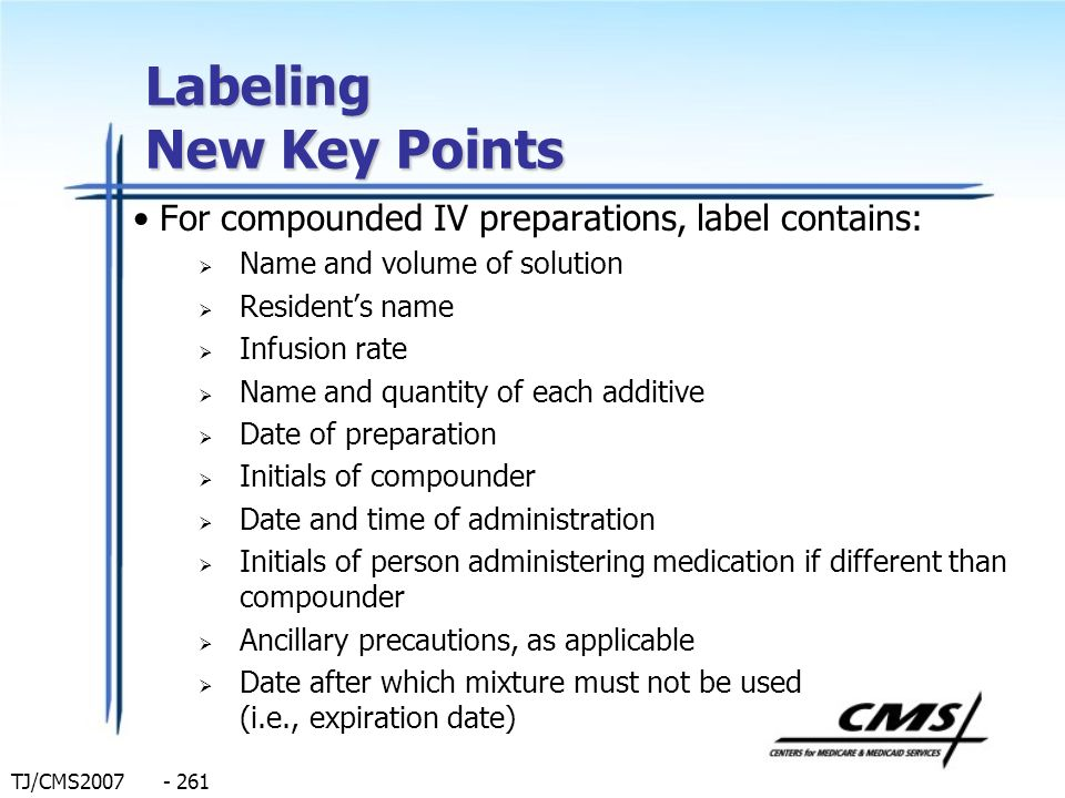 Labeling New Key Points