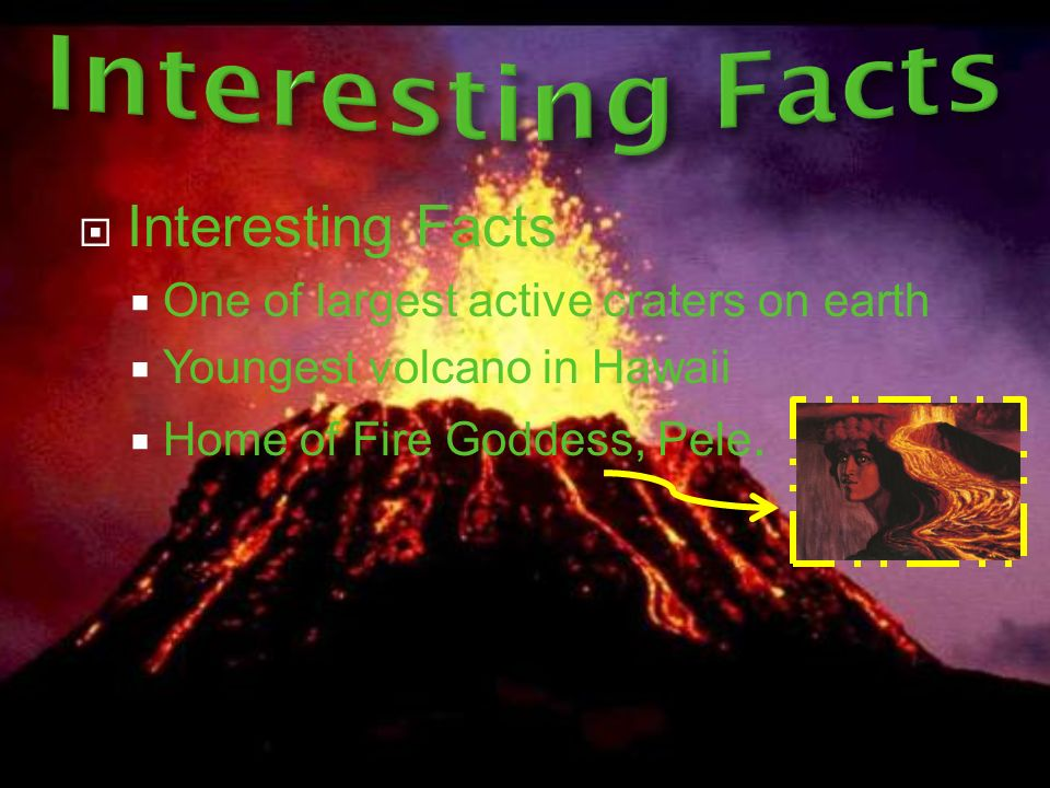 Mt kilauea by mickee and nedd 8 2 09 ppt video online for Facts about house fires