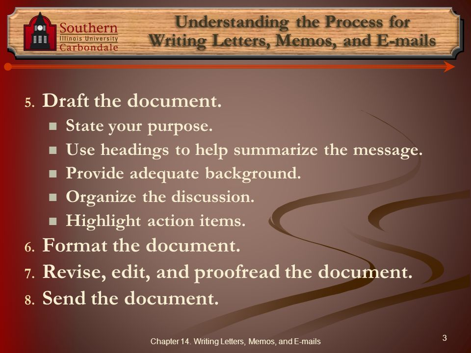 Business Correspondence Letters Memos And S Ppt Video Online