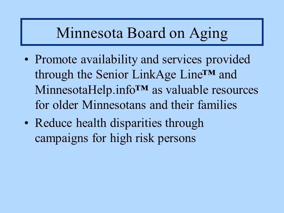 Minnesota Board on Aging