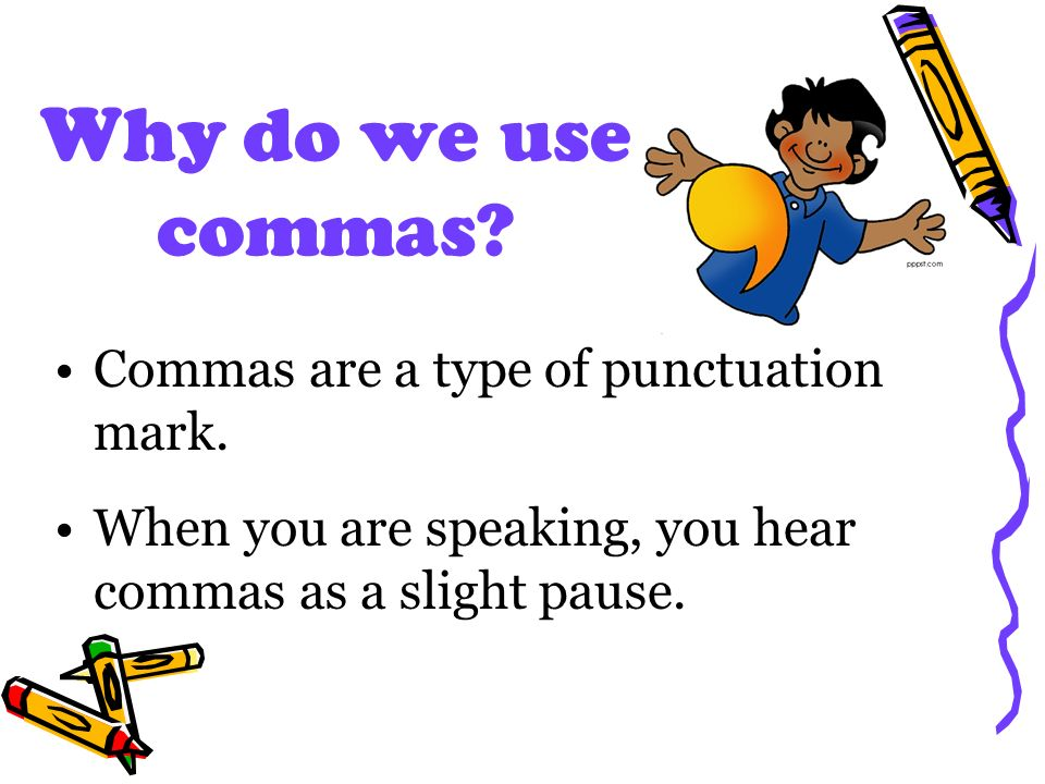 do now which of the following sentences need a comma ppt download