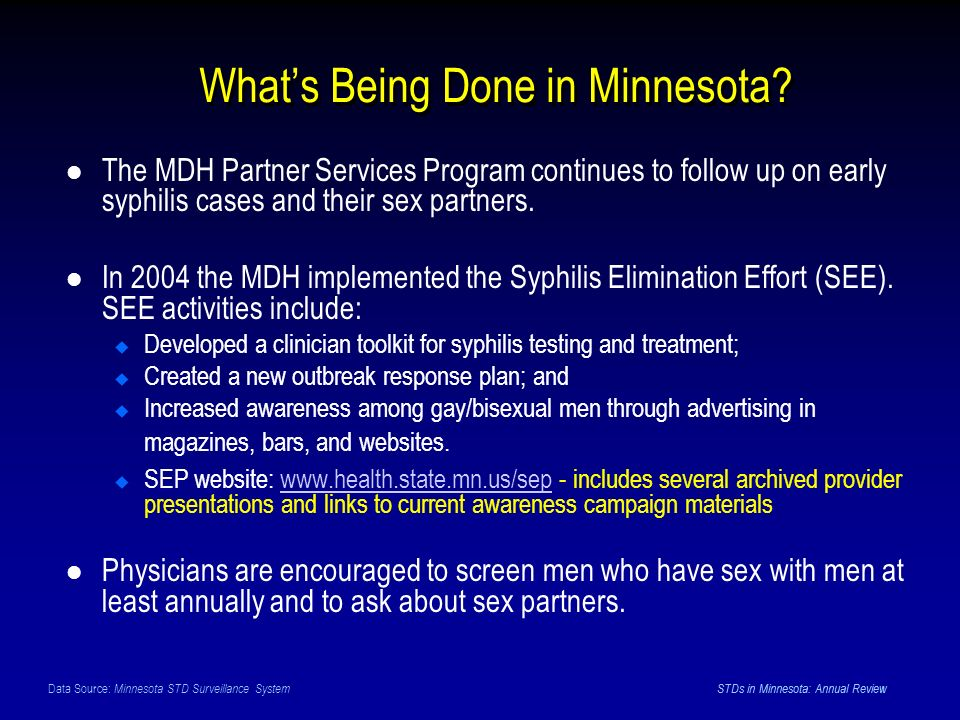 What's Being Done in Minnesota