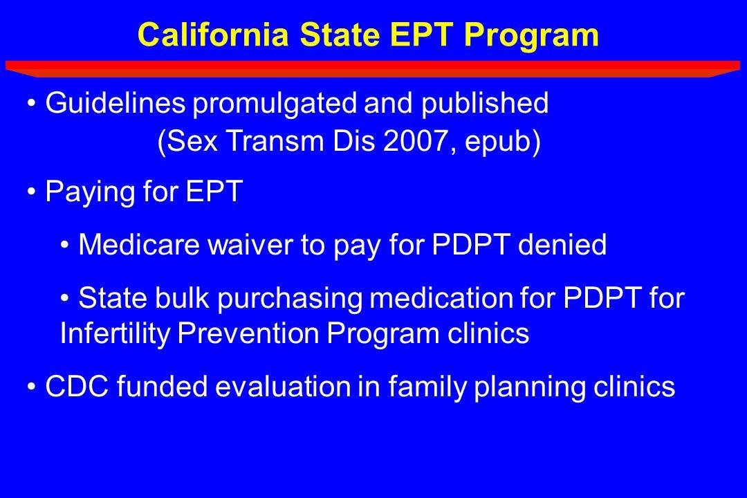 California State EPT Program