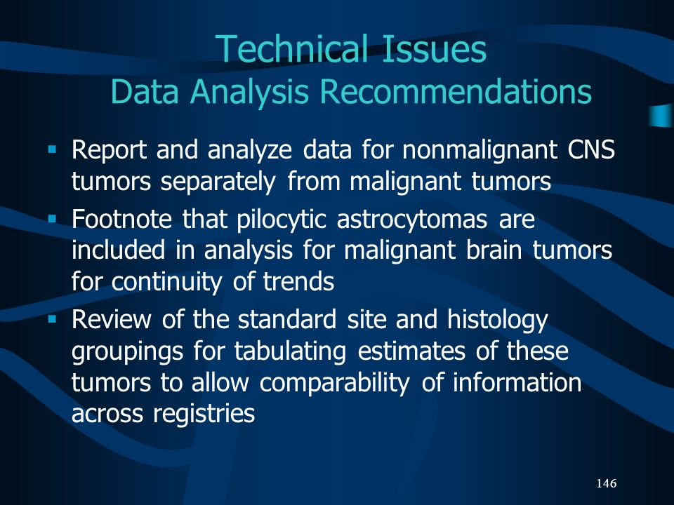 Technical Issues Data Analysis Recommendations