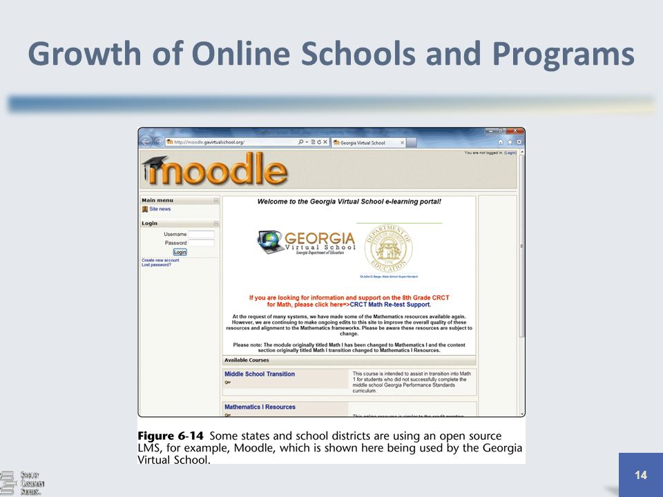 The Changing Face of Education – Teaching Online - ppt video online ...