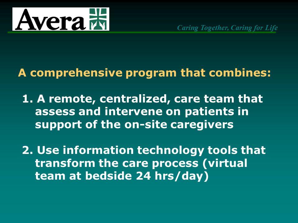 A comprehensive program that combines: