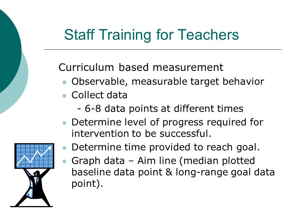 Staff Training for Teachers