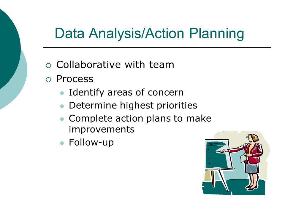 Data Analysis/Action Planning