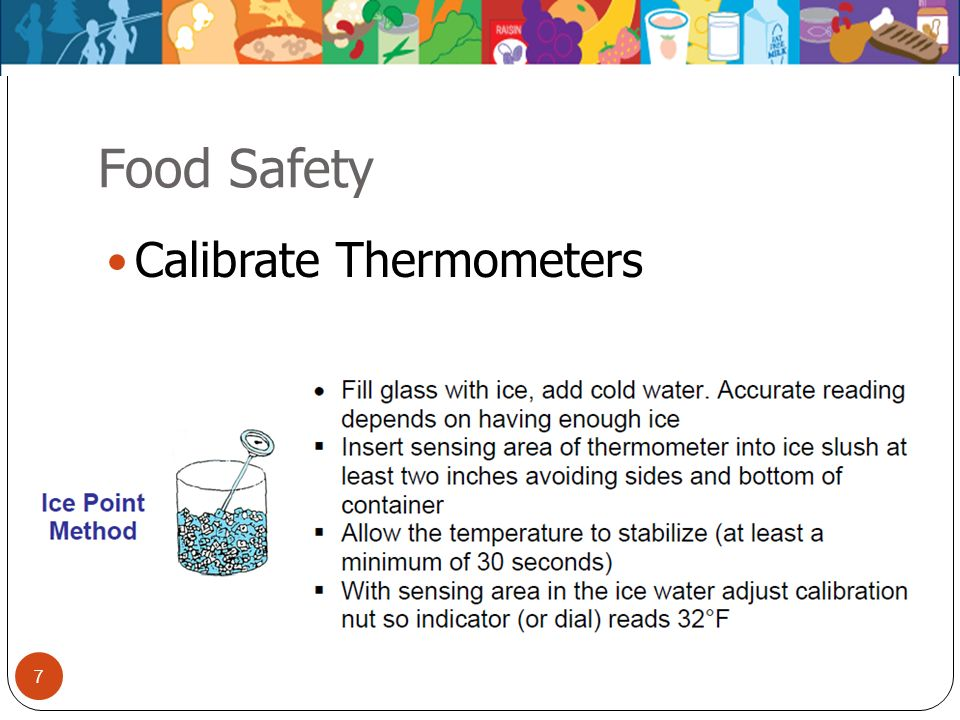 Calibrate Thermometers