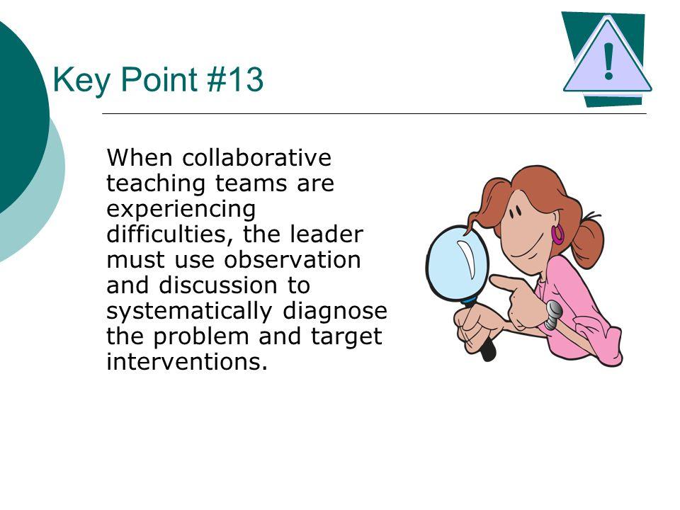 Key Point #13