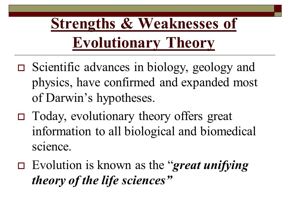 What are strengths and weaknesses of human beings as a biological species?