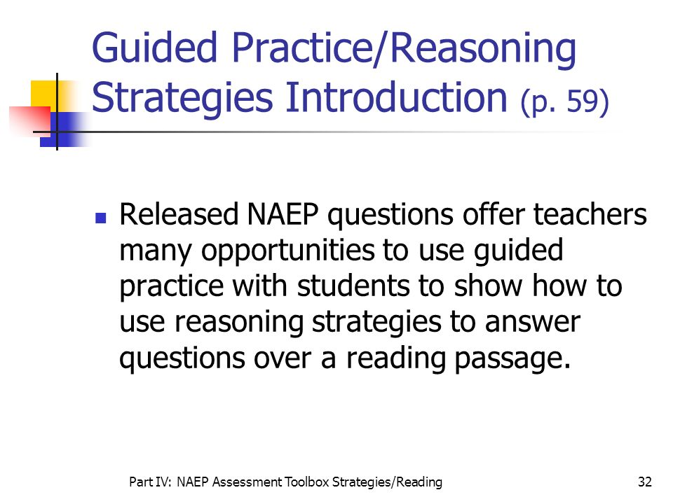 Guided Practice/Reasoning Strategies Introduction (p. 59)