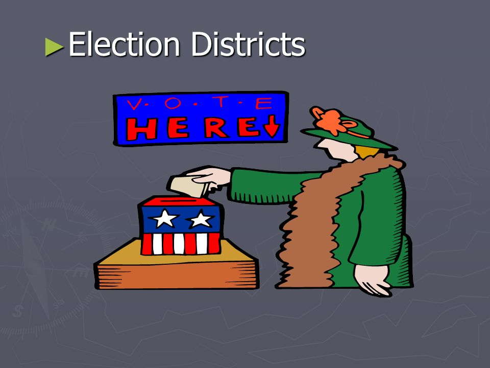 Election Districts