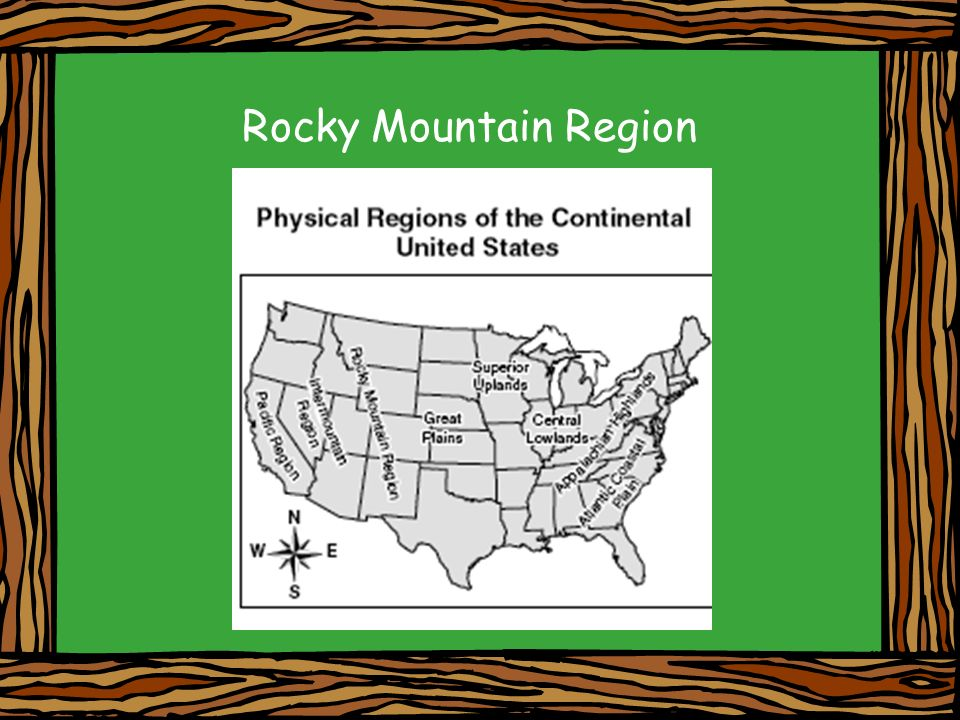 Rocky Mountain Region