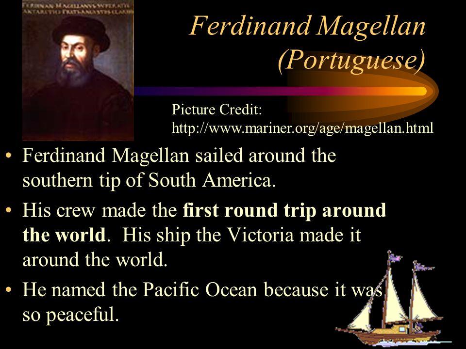 Ferdinand Magellan (Portuguese)