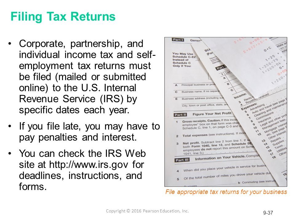 Chapter 9 cash flow and taxes ppt video online download 37 copyright ccuart Image collections