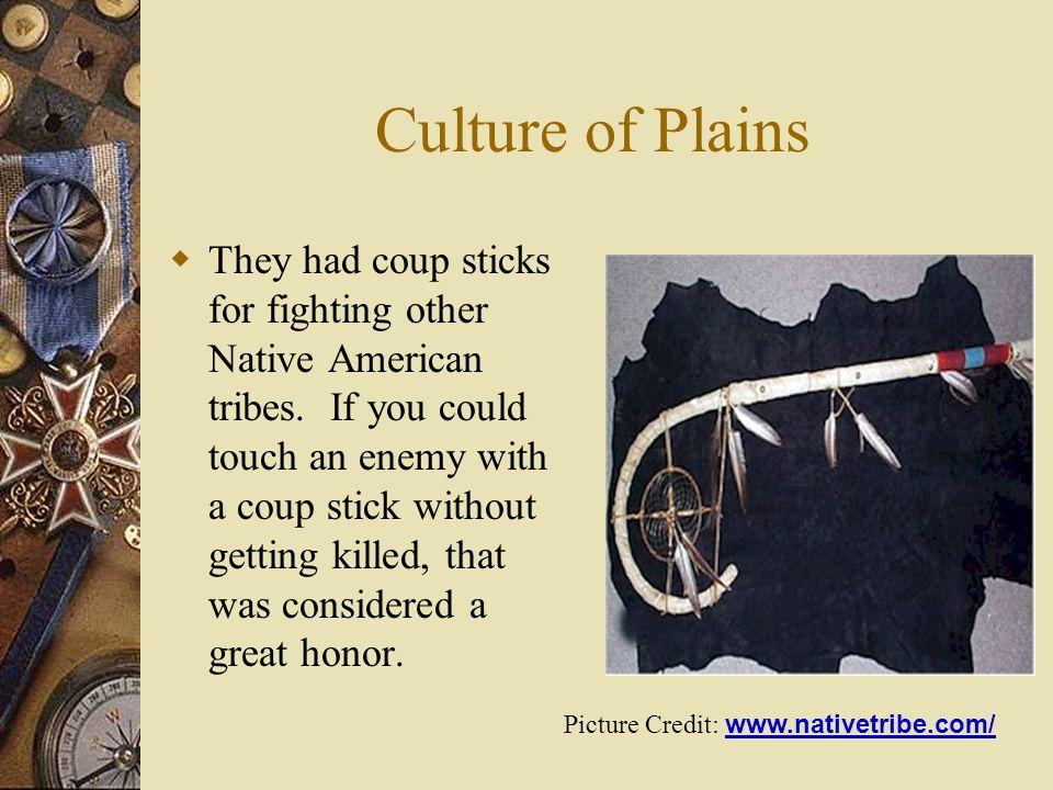 Culture of Plains