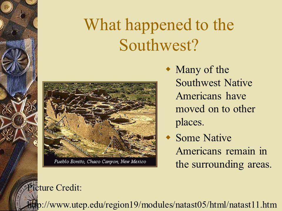 What happened to the Southwest