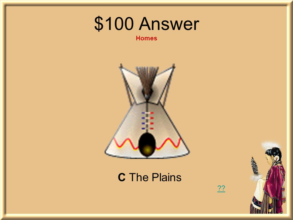 $100 Answer Homes C The Plains