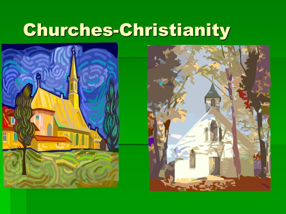 Churches-Christianity