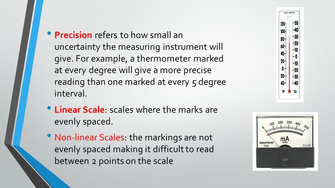 Examples Of Measurement Instruments : Measurement ppt download