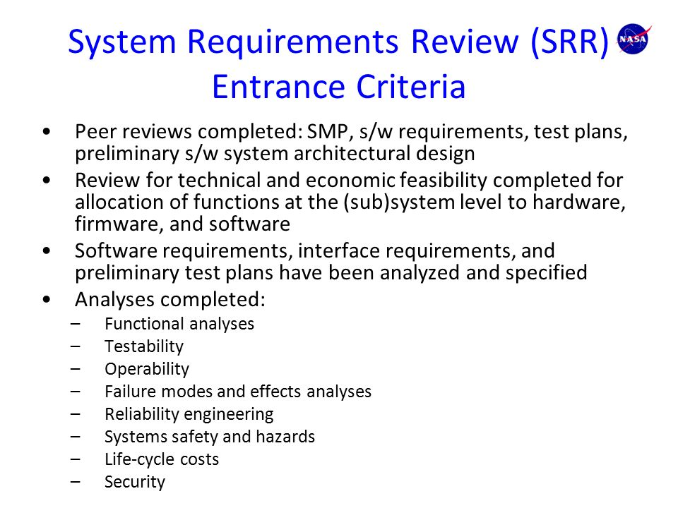the feasibility of entry security systems Feasibility study in case the system  the database needs to be setup with security and recovery procedures fully defined  systems development life cycle.