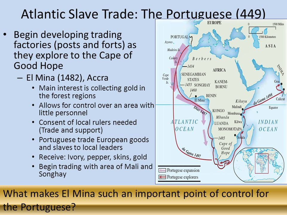 the drawbacks of the atlantic slave trade The african slave trade held economic benefits for both the countries of europe and the colonies of the americas however, the effects of the trade on africa were far from beneficial.