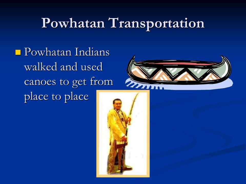 Powhatan Transportation