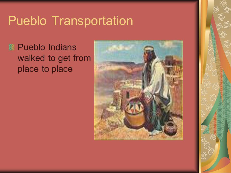 Pueblo Transportation