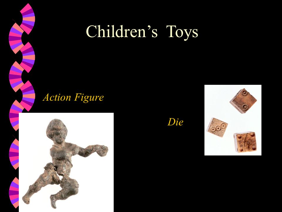 Children's Toys Action Figure Die