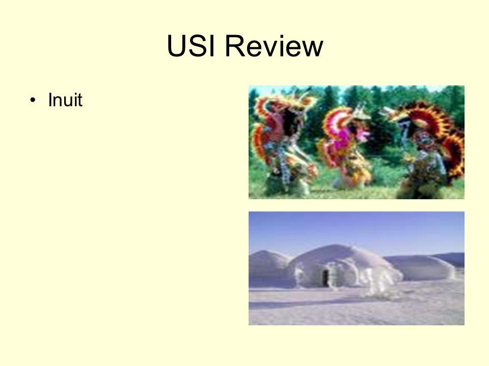 USI Review Inuit