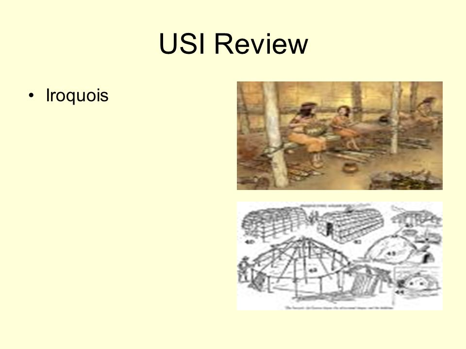 USI Review Iroquois